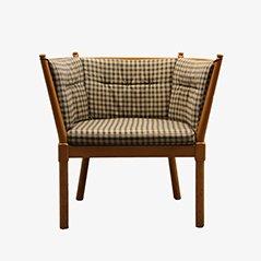 4389 Armchair by Borge Mogensen for Fritz Hansen