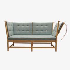 BM 1789 Oak Couch by Borge Mogensen for Fredericia Furniture