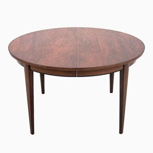 Danish Rosewood Dining Table from Omann Jun, 1960s