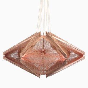 Pantalla Sputnik #10 Mono Pink de Julie Lansom