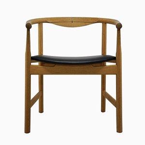 JH 203 Chair by Hans J. Wegner for Johannes Hansen Møbelsnedkeri, 1975