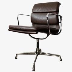 EA208 Swivel Chair by Ray & Charles Eames for Vitra