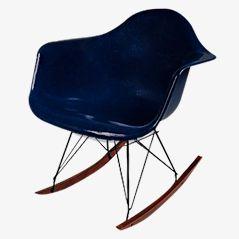 Schaukelstuhl von Charles & Ray Eames für Herman Miller, 1960er