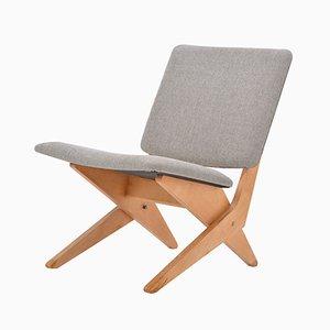 Vintage FB18 Scissor Chair by Jan Van Grunsven for UMS Pastoe