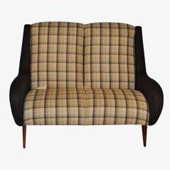 Mid-Century Chalet Sofa, 1960er