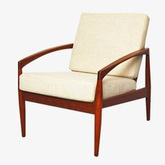 Vintage Model 121 Paper Knife Chair by Kai Kristiansen