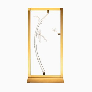 Dragonfly Table Lamp from E-sumi Collection by Simone Crestani