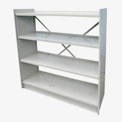 Mueble archivador/librería Stabilux de metal de Friso Kramer para Ahrend de Cirkel