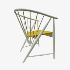 Solfjadern Stuhl von Sonna Rosen für Nassjo Stolfabrik, 1948
