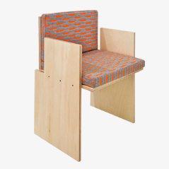 Chaise, Modèle Silla 04, par EspacioBRUT