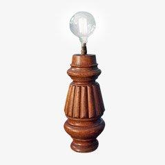Lampe de Bureau Vintage avec Pied Table de Billard