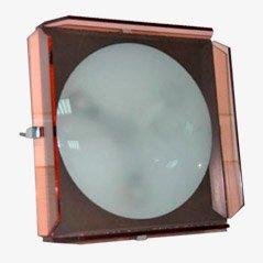 Mid-Century Wandlampe von Veca, 1960er
