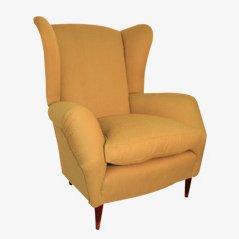 Mid-Century Sessel aus Italien, 1950er