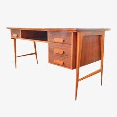 Italienischer Mid-Century Schreibtisch, 1950er