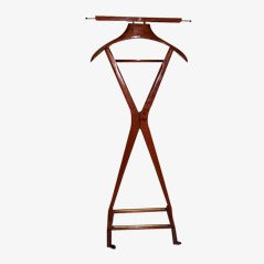 Wood Coat Hanger from Fratelli Reguitti