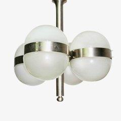 Lampada da soffitto di Sergio Mazza per Artemide, 1960