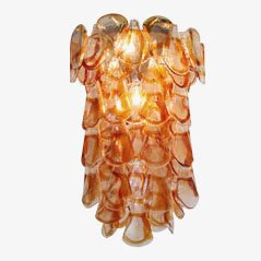 Vintage Chandelier for Mazzega, Italy, 1960