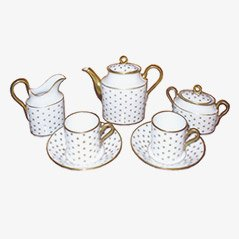 Tea Set by Gio Ponti for Richard Ginori, 1935