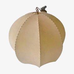 Vintage Cocoon Ceiling Lamp, 1970