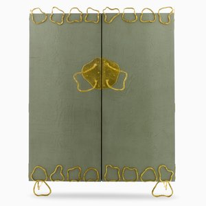 Green Cabinet by Elizabeth Garouste