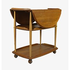 Mid Century Tea Trolley from Ercol, 1960s