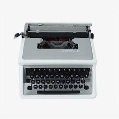 Máquina de escribir 310 de Underwood, años 70