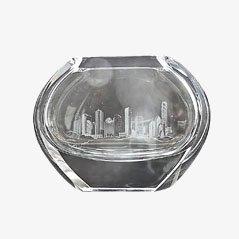 Jarrón New York de vidrio de Baccarat