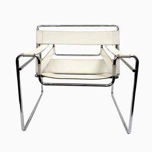 Chaise Wassily Vintage par Marcel Breuer, 1970s