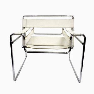 Vintage Wassily Chair by Marcel Breuer, 1970s