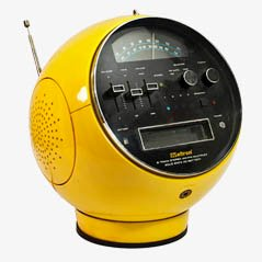 2001 Radio from Weltron, 1970s