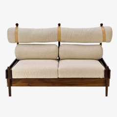 Tonico Sofa by Sergio Rodrigues for Oca