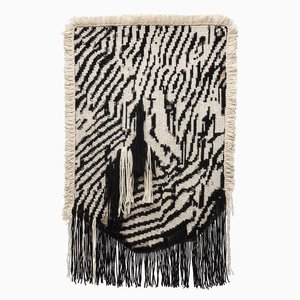 Under the Carpet Wall Hanging by Mariana Fernandes for Fabrica