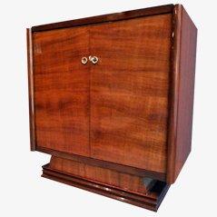 Mueble bar francés pequeño, años 40