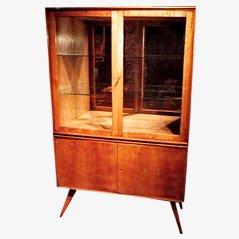 Vintage Display Cabinet, Spain, 1950s