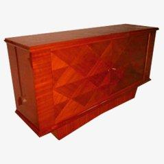 Kleines Französisches Art Déco Sideboard, 1930er