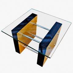 Table Basse Art Déco, Italie, 1930s