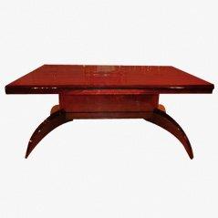 Tavolo da pranzo Art Déco, anni '30