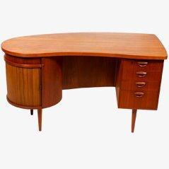 FM Schreibtisch von Kai Kristiansen, 1950er