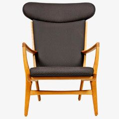 Easy Chair by Hans J. Wegner for AP Stolen
