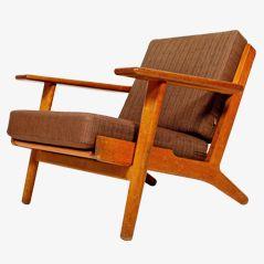 Sessel von Hans J. Wegner für Getama