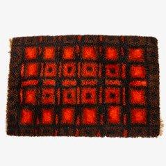 Wool Rya Rug, 1970s