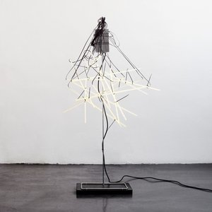 FractalLED Floor Lamp by Arik Levy