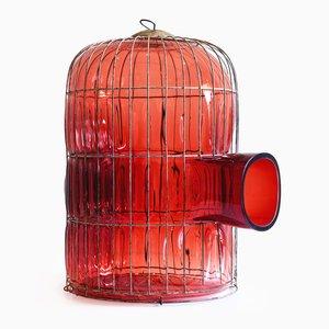 Out of the Cage (Rojo 2) de Gala Fernandez