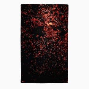Tappeto Foco Rojo di Ariel Rojo