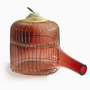 Out of the Cage (Rojo 1) de Gala Fernandez