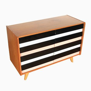 U - 453 Chest of Drawers by Jiri Jiroutek for Interier Praha, 1965