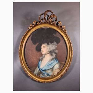 Mrs Gibbons, Portrait