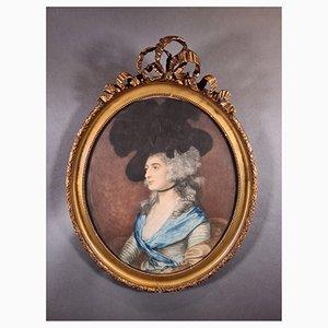 Portrait de Mme Gibbons, Portrait