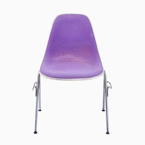 Stapelbarer DSS-N Fiberglas Stuhl von Charles & Ray Eames für Herman Miller, 1950er
