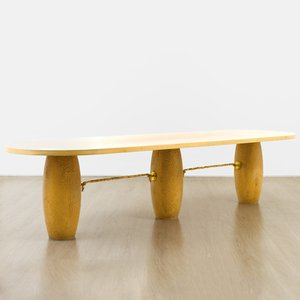 Barbara Table by Elizabeth Garouste and Mattia Bonetti
